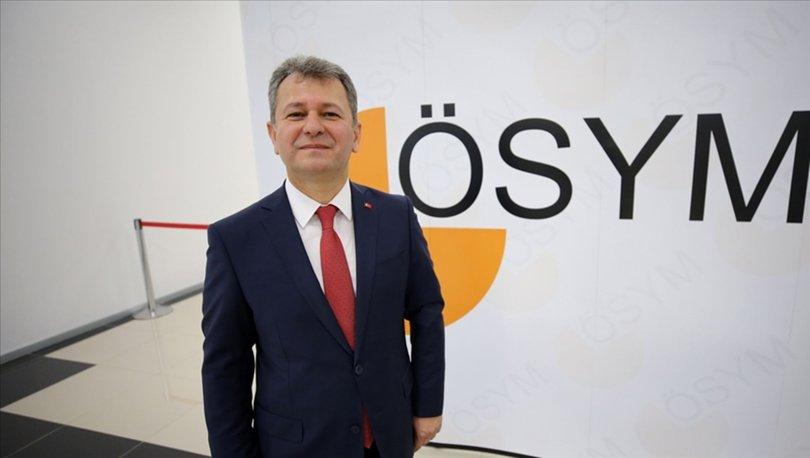 ÖSYM Başkanı Aygün: Yerli yazılımla dört beceriyi ölçen yabancı dil sınavı hazırlığımız sürüyor