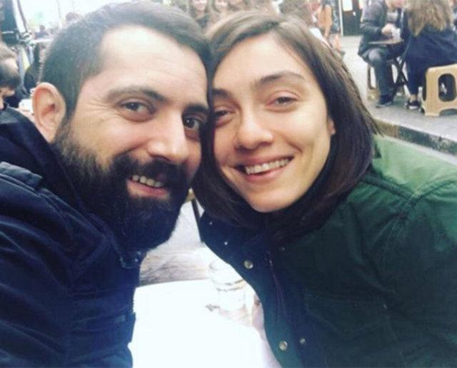 Merve Dizdar, eski eşi Gürhan Altundaşar ile bir araya geldi - Magazin haberleri