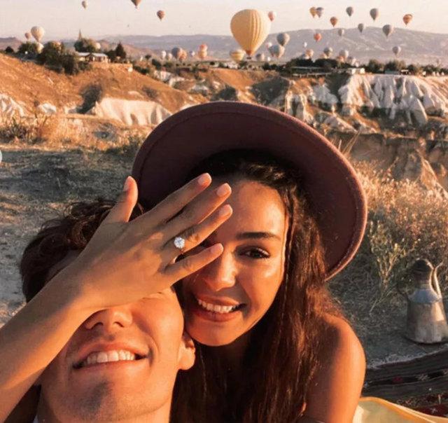 Cedi Osman aşkını anlattı: Onu (Ebru Şahin) gördüğüm gün bunu biliyordum! - Magazin haberleri