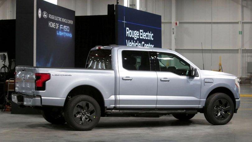 Ford ve SK'dan 11.4 milyar dolarlık elektrikli araç hamlesi