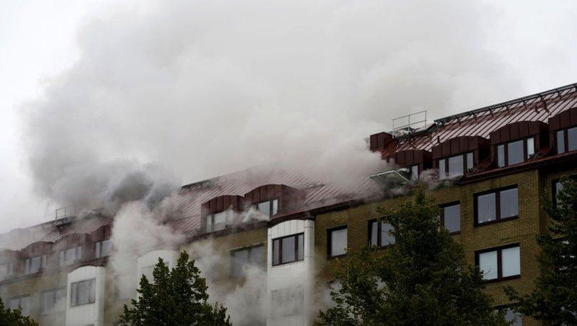 SON DAKİKA: İsveç'te bir apartmanda patlama meydana geldi: Çok sayıda kişi yaralandı!