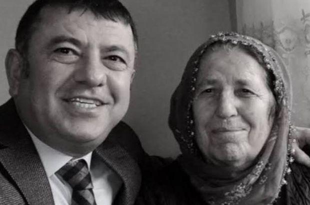 CHP'li Ağbaba'nın annesi vefat etti