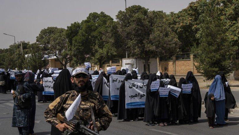 SON DAKİKA: Kabil Üniversitesi rektöründen kadınlara yasak - Afganistan haberleri