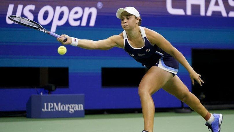 Avustralyalı tenisçi Barty, Indian Wells'ten çekildi