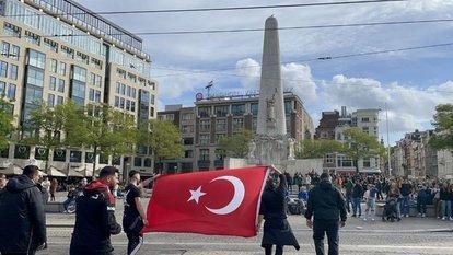 Beşiktaş taraftarı, Dam Meydanı'nda