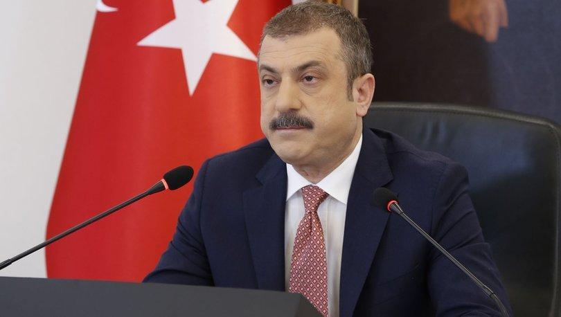 TCMB Başkanı Kavcıoğlu: Talebin canlı olduğu sektörlerde fiyatlarda daha yüksek artışlar görüyoruz