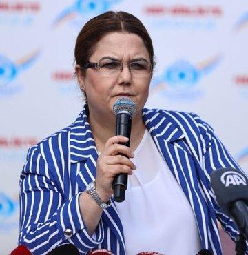 Aile ve Sosyal Hizmetler Bakanı Derya Yanık, son dönemde gebelerin Kovid-19