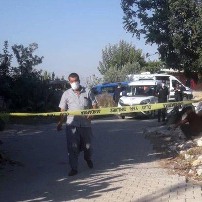 Tarsus'ta ağabeyi ve yeğenini öldüren zanlı tutuklandı