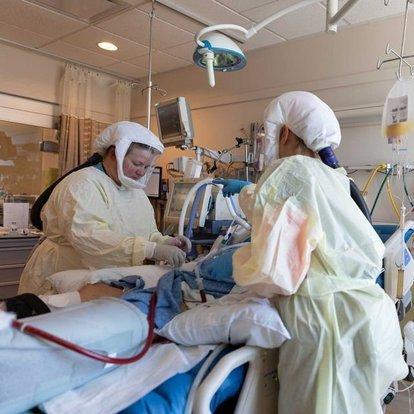 ABD'de hastane, Kovid-19 aşısı olmayan 175 çalışanını işten çıkardı