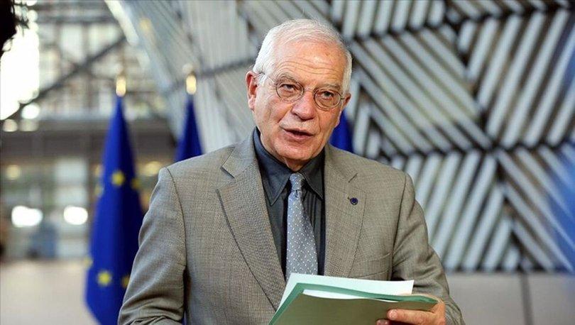 Borrell: Çin ve AB anlaşmazlıklara rağmen birlikte çalışmalı