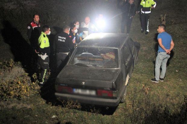 Polisten kaçan şüpheli trafik kazasında öldü