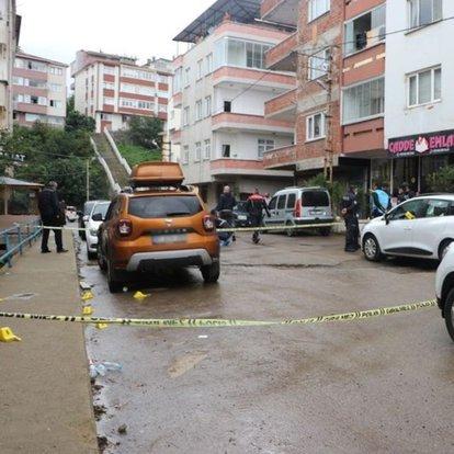Trabzon'da esnafların kavgası kanlı bitti: 1 ölü