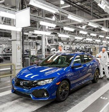 Japon otomotiv üreticisi Honda, daha önce açıkladığı üzere Türkiye