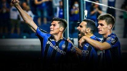 Atalanta tek golle kazandı