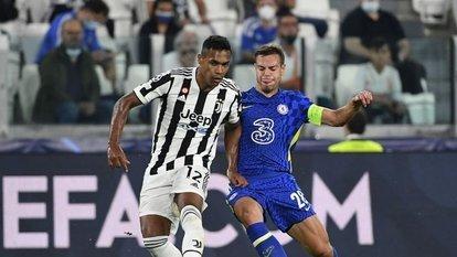 Juventus, Chelsea'yi devirdi
