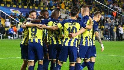 Fenerbahçe Olympiakos maçı saat kaçta, hangi kanalda?