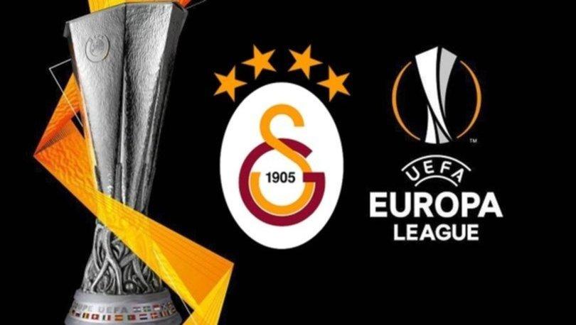 Avrupa Ligi E Grubu puan durumu... Galatasaray kaçıncı sırada? Avrupa Ligi Galatasaray'ın maç programı