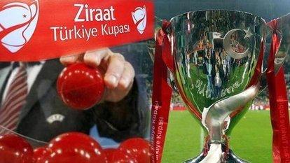 Ziraat Türkiye Kupası 3. Eleme Turu kuraları çekildi