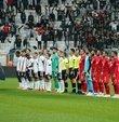 Beşiktaş hafta arasında çıktığı Ajax maçının kadrosuna göre Süper Lig