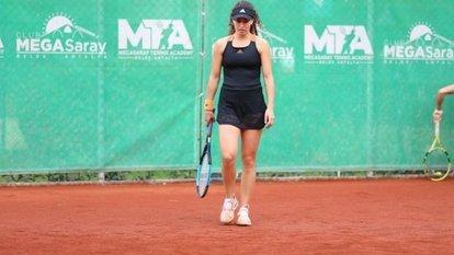 Ayla Aksu, Tunus'ta şampiyon oldu