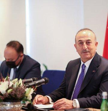 Dışişleri Bakanı MevlütÇavuşoğlu, Türkiye
