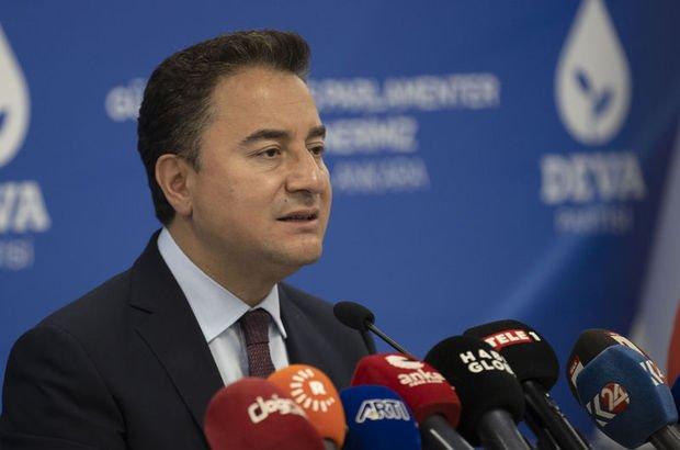 Babacan 'güçlendirilmiş parlamenter sistem'i açıkladı