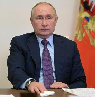 Rusya Devlet Başkanı Vladimir Putin'in Afganistan özel temsilcisi Zamir Kabulov, Moskova