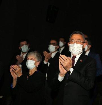 """Cumhurbaşkanı Yardımcısı Fuat Oktay, """"Gençlerimizin Mehmet Âkif Ersoy"""