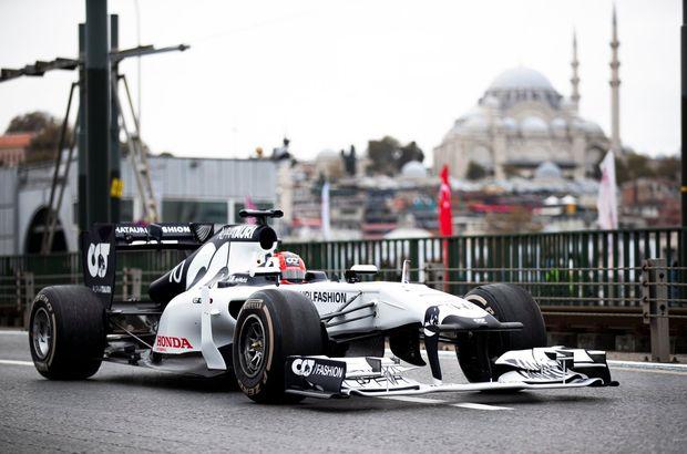 Formula 1 İstanbul ne zaman?