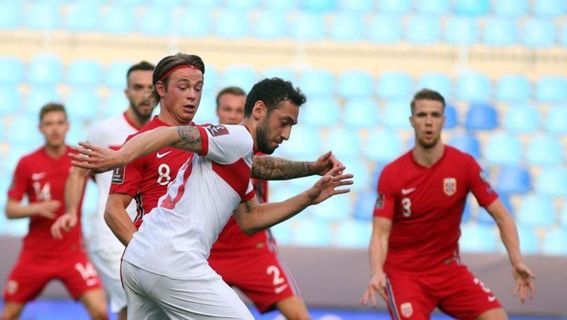 Türkiye Norveç maçı saat kaçta, hangi kanalda? A Milli Takım maçı ne zaman?