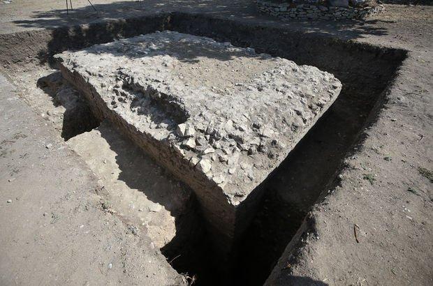 Yer: Çanakkale... 7 metre aşağıya inebildiler ama çok daha derin