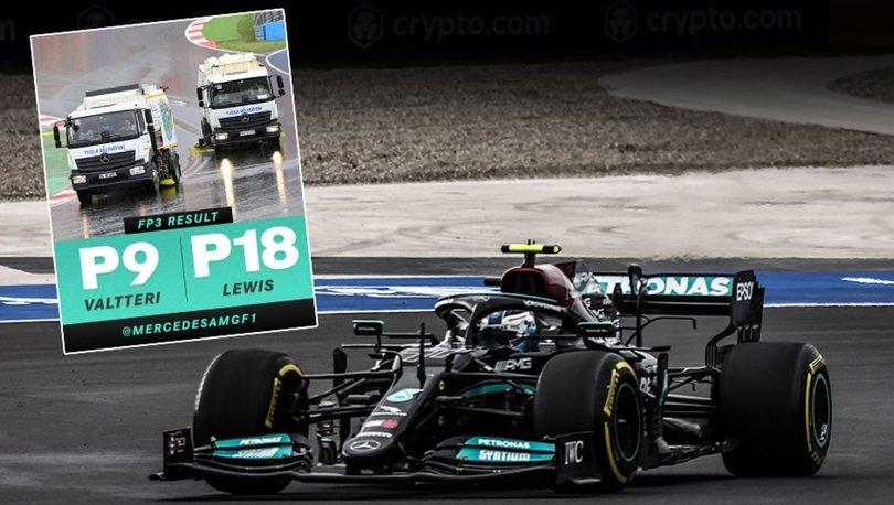 Mercedes'in yol süpürme aracı paylaşımına büyük ilgi!