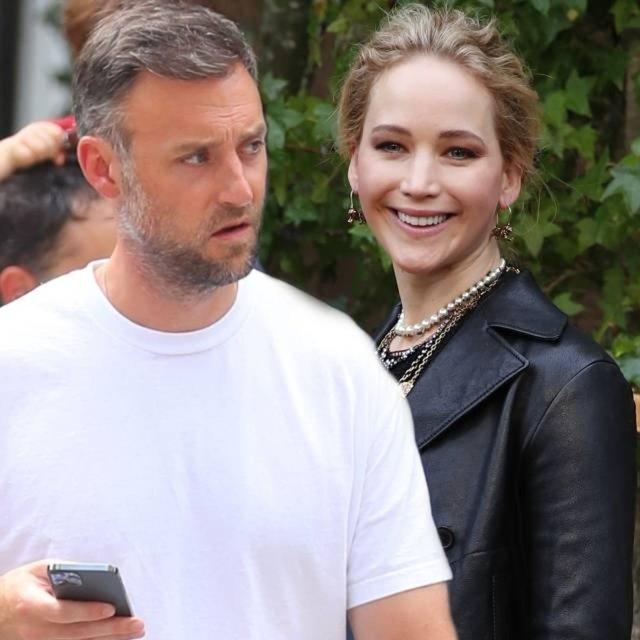 Jennifer Lawrence'ın bebeği göründü - Magazin haberleri