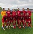 19 Yaş Altı Futbol Milli Takımı, Üsküp