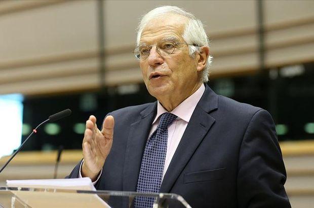 Borrell AB'yi Afganistan için harekete çağırdı