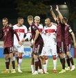 A Milli Takımımız, Dünya Kupası elemelerinde Letonya