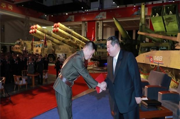 Kuzey Kore lideri 'yenilmez bir askeri güç' kuracağını söyledi