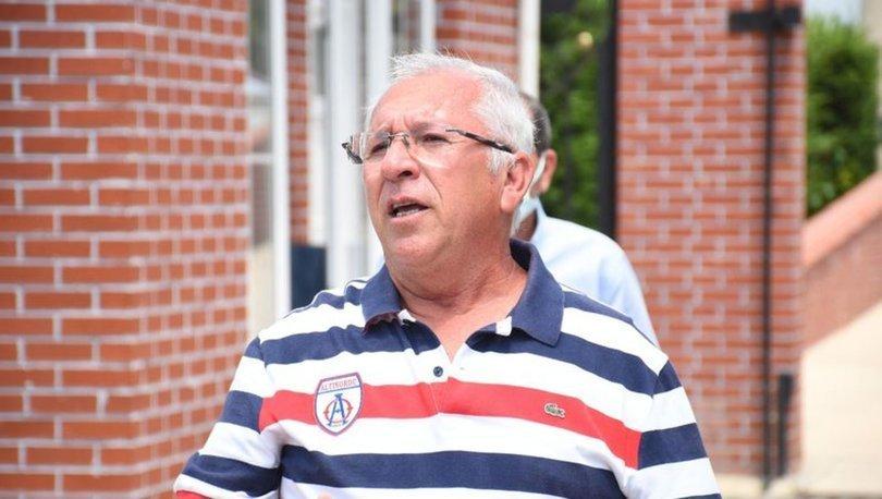Altınordu Başkanı Seyit Mehmet Özkan: