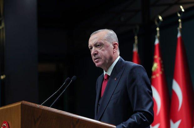 Cumhurbaşkanı Erdoğan'dan Afganistan mesajı!