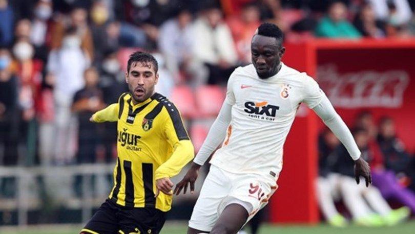 Galatasaray: 3 - İstanbulspor: 3 MAÇ SONUCU