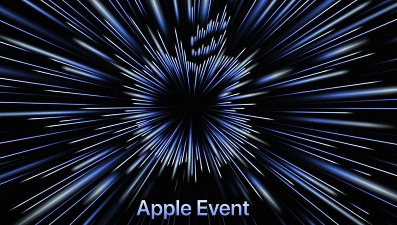 Apple'dan yeni etkinlik duyurusu! Apple yeni etkinliği ne zaman? Apple yeni etkinlikte ne tanıtacak?