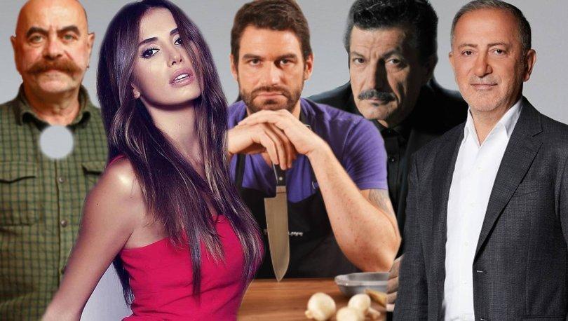 Fatih Altaylı'nın bu haftaki konukları: Ezel Akay, Burhan Öçal, Emina Jahoviç ve Yağız İzgül