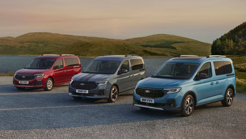 VW-Ford işbirliği ilk meyvesini verdi! Yeni nesil Tourneo Connect tanıtıldı - haberler