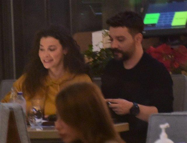 Müjde Uzman ile Oğuzhan Uğur'dan ayrılık sonrası romantik yemek - Magazin haberleri