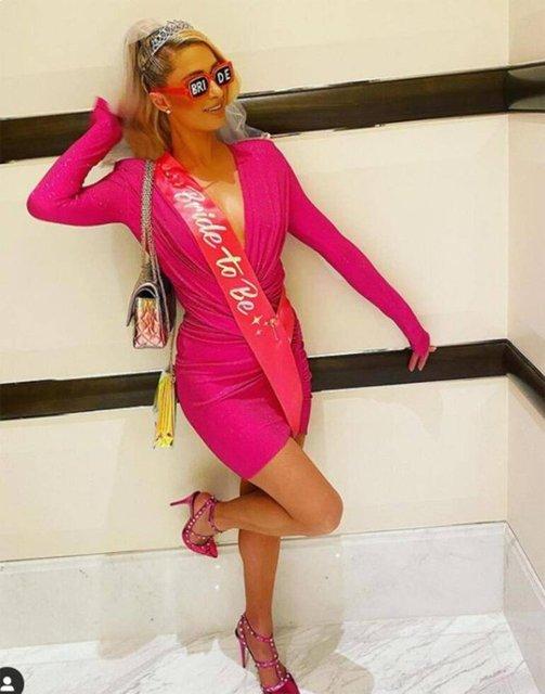 Paris Hilton bekarlığa veda ediyor - Magazin haberleri