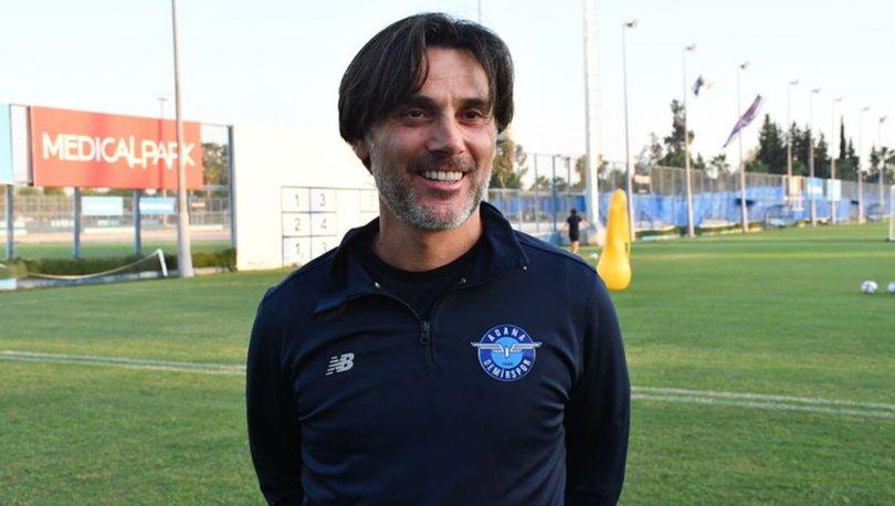 Montella: Yeni Malatyaspor maçı zor olacak