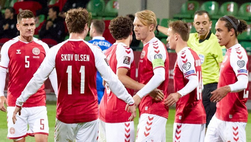 Danimarka gol bile yemeden Dünya Kupası'nda!