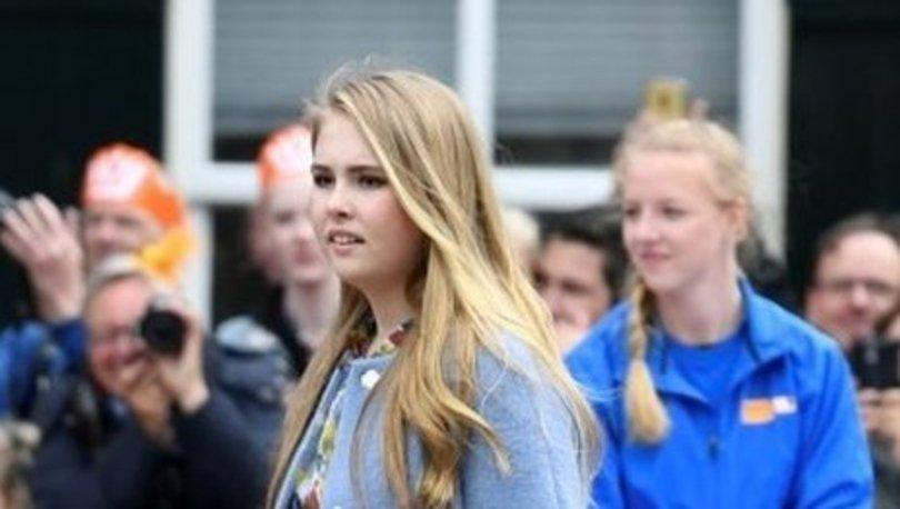 SON DAKİKA: Hollanda'da Prenses Amalia bir kadınla evlenirse tahttan feragat etmeyecek