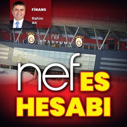 Galatasaray'a NEF'es aldıran sözleşme