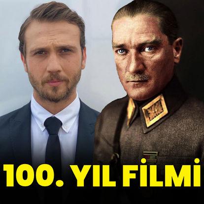Aras Bulut İynemli, Atatürk'ü mü canlandıracak? - Magazin haberleri